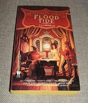 Flood Tide (Merovingen Nights, Book 7) 0886774527 Book Cover