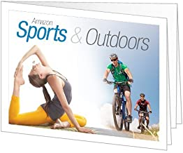Amazon Gift Card - Print - Amazon Sports and Outdoor