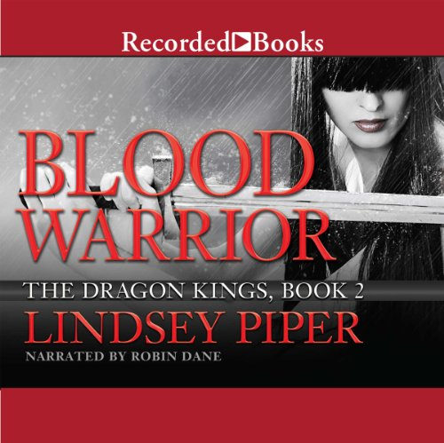 Blood Warrior audiobook cover art