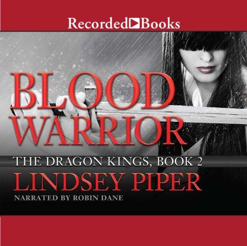 Blood Warrior cover art
