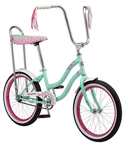 Schwinn Hazel Kids Bike, 20-Inch Wheels, Teal, One Size (S0919)