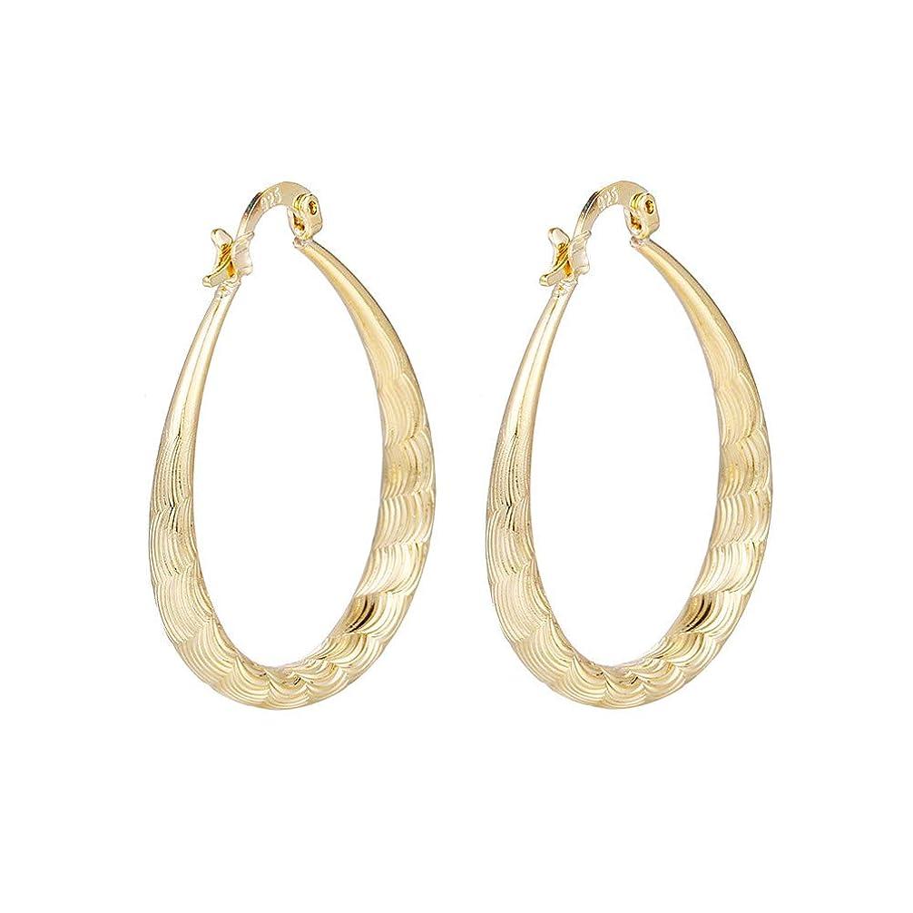 心配する修復解釈するNicircle 女性 ゴールド スタッドブラブライヤリングファッションクラシックブラブライヤリング Women Gold Stud Dangle Earings Fashion Classic Dangle Earring