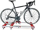 YJZ Estación Ejercicio Turbo Trainer Trainer Plegable Bicicletas MTB Camino de la Bicicleta de Ciclismo Indoor Instructor de Rodillos for Bicicletas de Carretera y de montaña