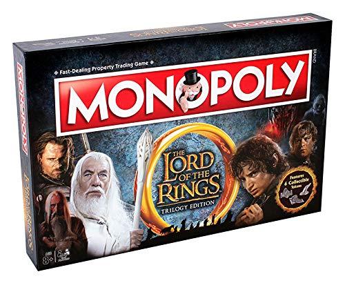Winning Moves 02394Juegos Mesa–Monopoly Lord