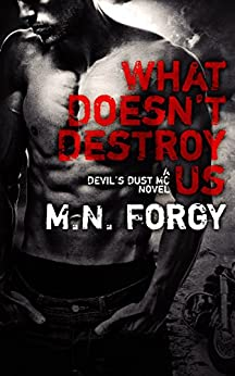 What Doesn't Destroy Us (The Devil's Dust Book 1) by [M. N. Forgy]