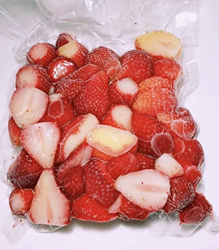 国産 いちご ( ストロベリー ) 500g×20P 業務用 イチゴ 苺 とちおとめ 福島県産 冷凍