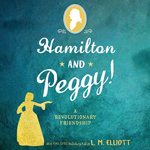 Hamilton and Peggy! cover art