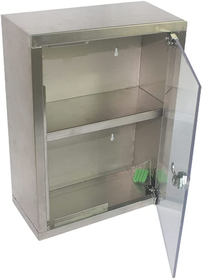 YCDJCS Key Cheap mail order sales Cabinets Metal Large Luxury Mobile Storage Phone with Lo Box