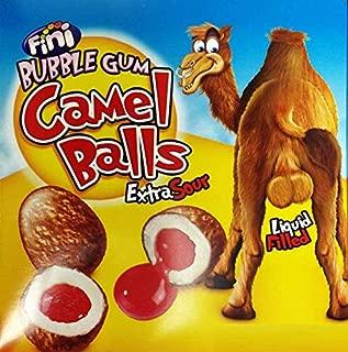 Fini camel balls bubble gum | 200x | Totaal weight 1000 gr