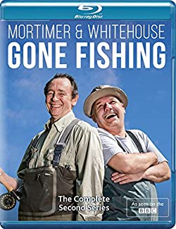 Mortimer & Whitehouse: Gone Fishing - The Complete Second Series