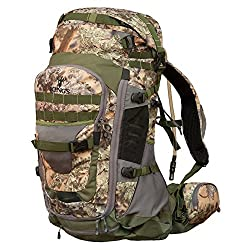 King's Camo Mountain Top 2200 Backpack - Best Pack For Elk Hunting
