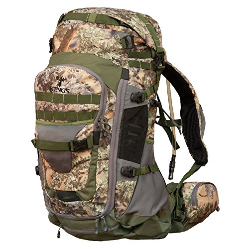 King's Camo Mountain Top 2200 Backpack, Desert Shadow