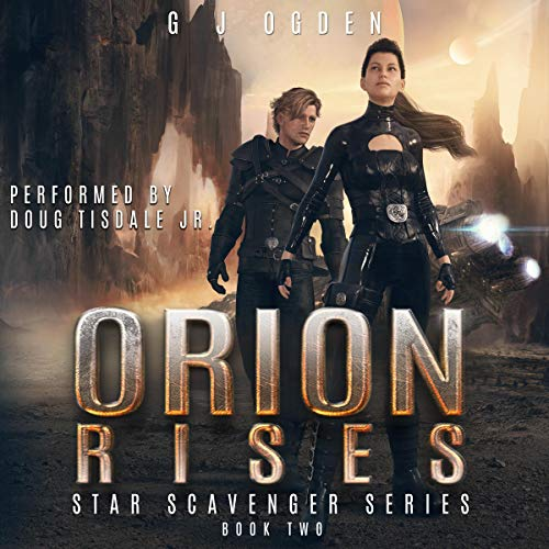 Orion Rises cover art