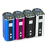 ELEAF Blue 10W Istick Mini <span class='highlight'>Electronic</span> Cigarette Battery Pack Variable
