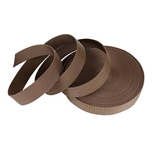 SUNTATOP 10M Nylon Heavy Webbing Strap Nylon Tape Per Mestiere DIY Zaino Strapping Accessori di...