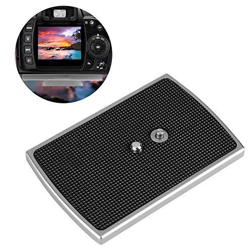 Camera snelwisselplaat vervangen, universele 1/4 inch montageschroef statief Monopods snelwisselplaat voor camera DSLR