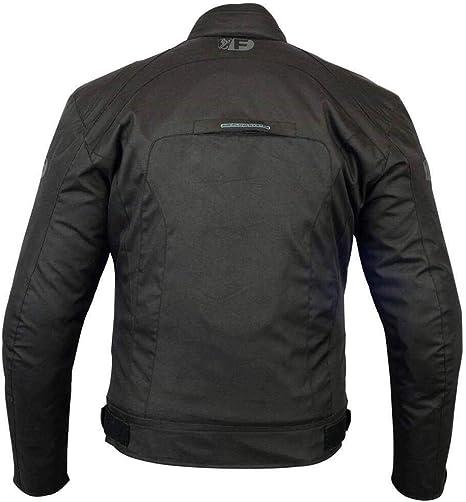 Freeday Rider 2 Herren Motorradjacke Für Den Winter Schwarz S Schwarz Auto