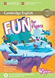 Fun for Flyers. Student's Book with audio with online activities. 4th Edition