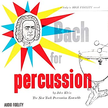Bach For Percussion