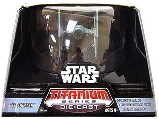 Hasbro Titanium Series Star Wars Ultra Vehicles TIE Fighter