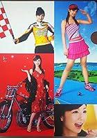 小倉優子 川口オートレース(A4)クリアファイル