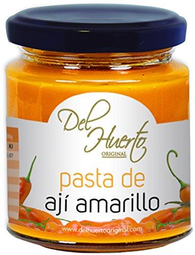 Ají Amarillo Del Huerto - 212gr - Origen Perú