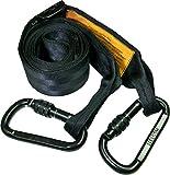 Hunter Safety System LCS Lineman's Climbing Strap, Black