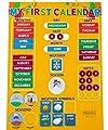 Jaques of London Let's Learn My Magnetic Calendar de Jaques of London