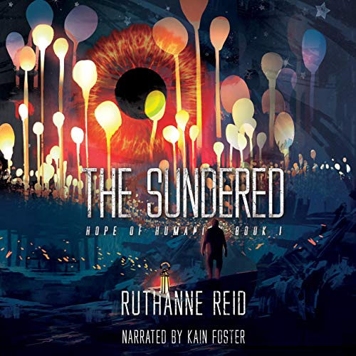The Sundered (Among the Mythos) Audiobook By Ruthanne Reid cover art