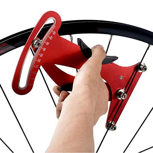 Tensiomètre De Vélo Tensiomètre De Vélo De Réglage Outils Velo Outil De Vélo Deckas Indicateur De Vélo Attrezi Mètre Tensiomètre Vélo Rayon Tension Roue Constructeurs Outil Topeak