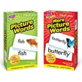 TREND ENTERPRISES, INC. T-53906 Picture Words Skill Drill Flash Cards Assortment