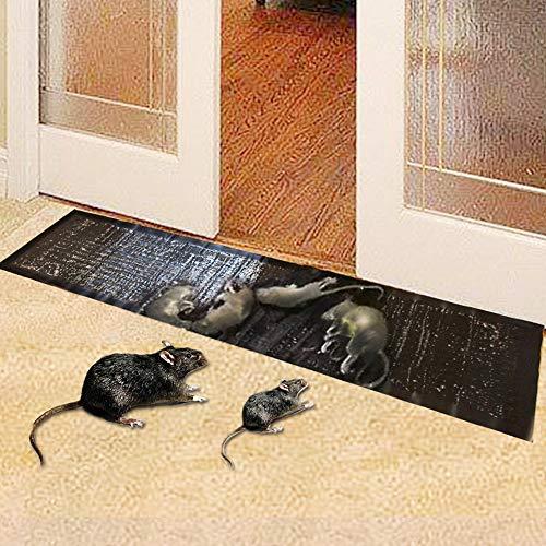 Trampa para Ratas Ratones De Gran Tamaño Ratón Trampas para Roedores Tablero De Super Catcher Ratón Serpiente Bugs Safe