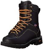 Danner Men's Quarry USA 8-Inch BL Work Boot,Black,7 D US