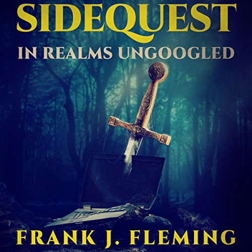 Sidequest: In Realms Ungoogled audiobook cover art