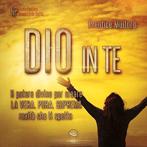 Dio in te audiobook cover art