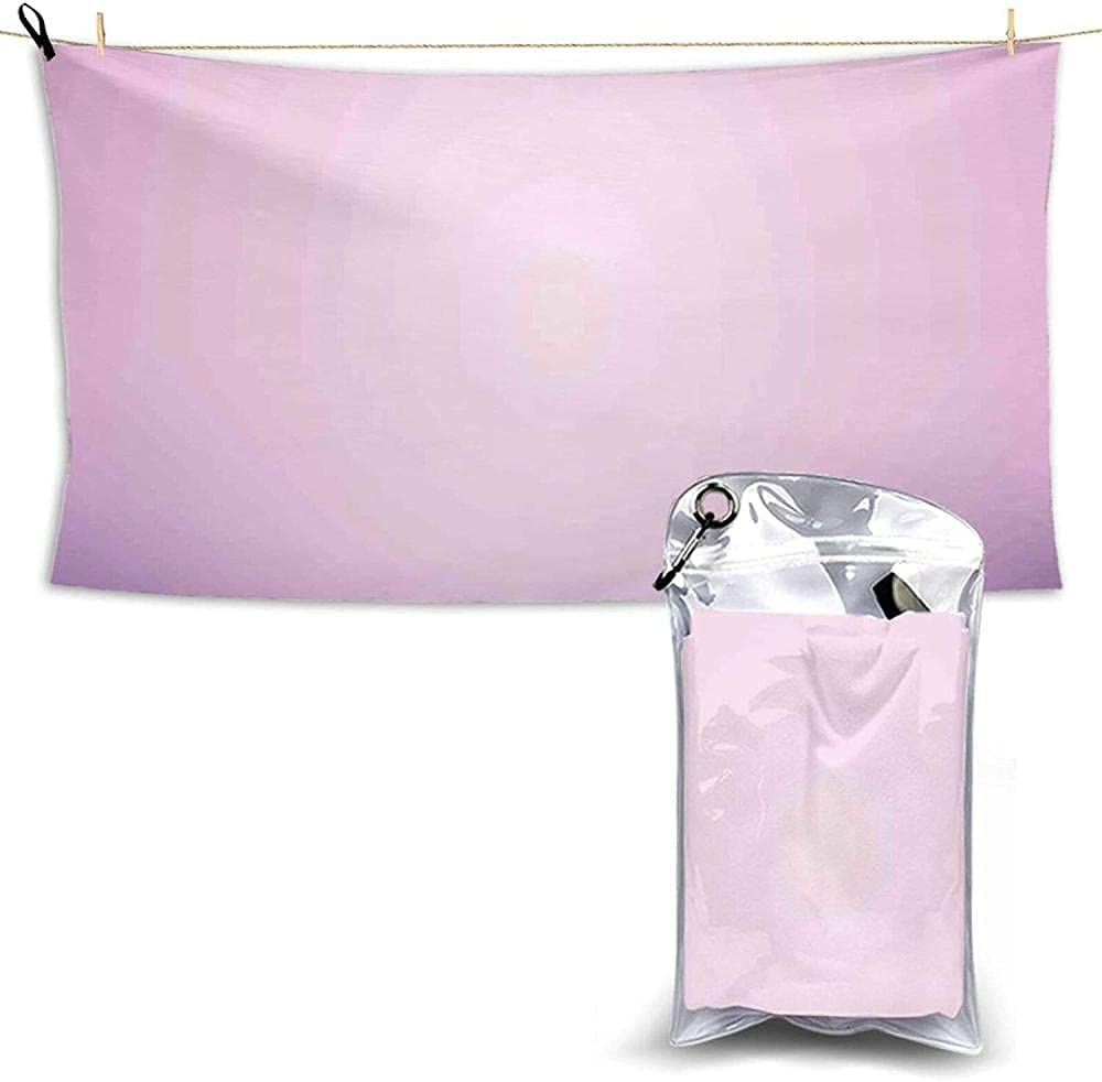 store Long-awaited Microfiber Beach Towels Pink and Print Purple Paste Modern Ombre