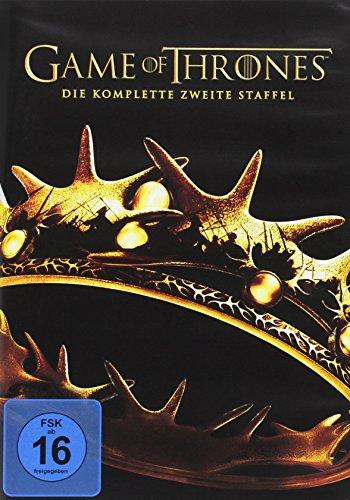Game of Thrones - Die komplette zweite Staffel [5 DVDs]