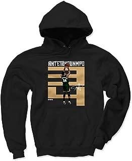 500 LEVEL Giannis Antetokounmpo Milwaukee Basketball Sweatshirt - Giannis Antetokounmpo Number