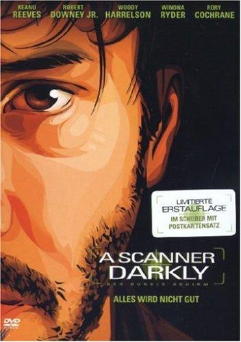 A Scanner Darkly - Der dunkle Schirm (Limitierte Version im Schuber mit Postkartenset) [Limited Edition]