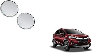 Autoladders Chrome Blind Spot Mirror Set of 2 for Honda Wrv
