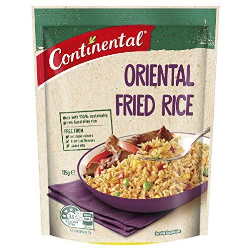 CONTINENTAL Rice (Side Dish)   Oriental, 115g