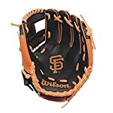 Wilson A0200 San Francisco Giants Gant de baseball 25,4 cm