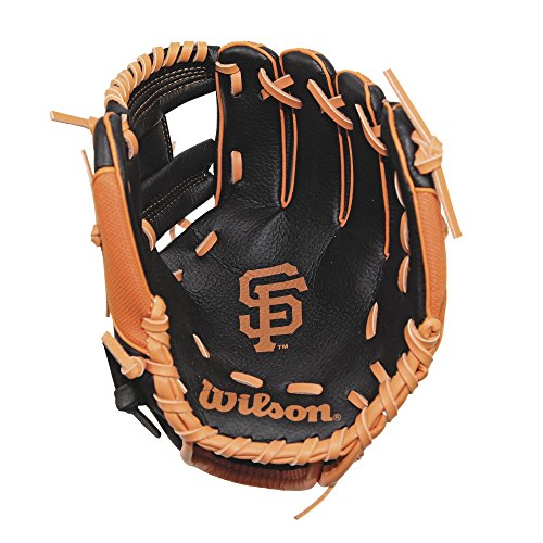 Wilson A200 San Francisco Giants Baseball Gloves, 10