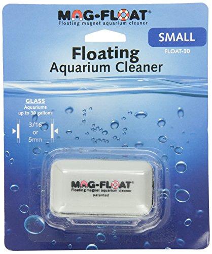 Gulfstream Tropical AGU030SM Mag-Float Glass Aquarium Cleaner, Small
