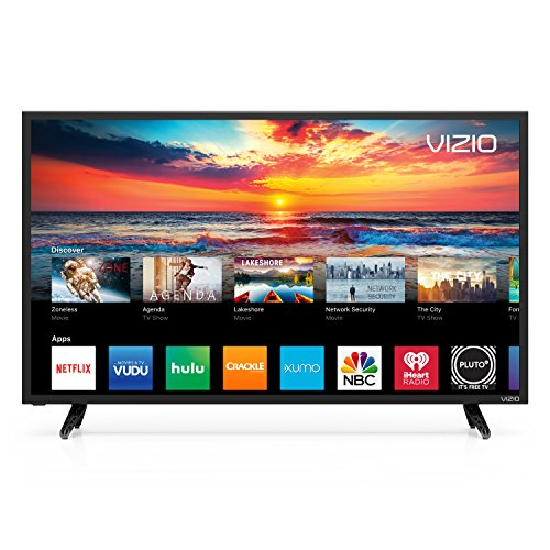 VIZIO D D40F-F1 39.5' 1080p LED-LCD TV - 16:9 - HDTV