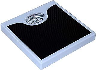 Smart Care® Analog Weight Machine Capacity 120Kg - Manual Mechanical Body Analog Weighing Scale Black -