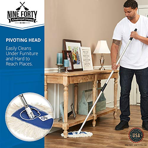 Nine Forty Residential Dust Mop