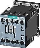 Siemens sirius - Contactor 5,5kw 1na corriente alterna 400v 3 polos s00 borne tornillo