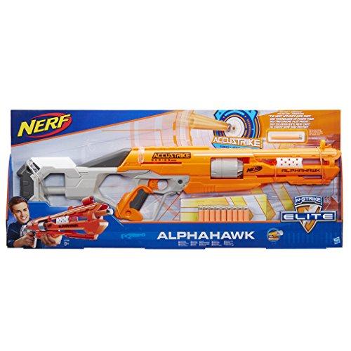 Hasbro B7784EU4 - N-Strike Elite AccuStrike Alphahawk Präzisions-Spielzeugblaster