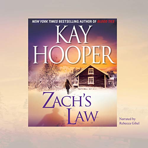 Zach's Law audiobook cover art